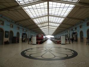 /Estação de Santa Apolónia - Lisboa