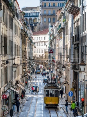 Gentes e Locais/Lisbon