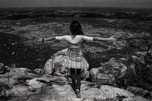 Fotojornalismo/Quero abraçar o mundo...