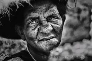 Retratos/Guerreira do Maracatu