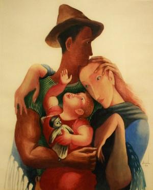 """Outros/""""Família, 1940"""""""