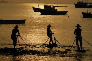 Gentes e Locais/Os pescadores....