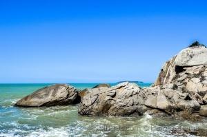 Paisagem Natural/Praia Iriri (ES)