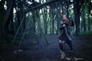 Retratos/Alone in the forest