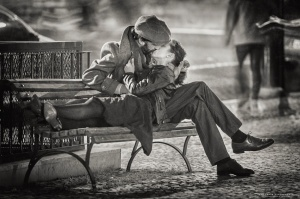 Retratos/The Kiss