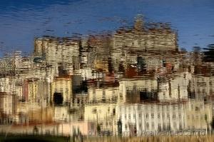 Abstrato/Assim pintei Coimbra