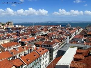 /Planando sobre Lisboa