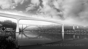 Paisagem Urbana/Pontes do Porto