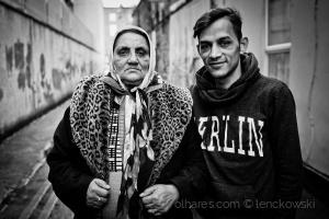 Retratos/Mother and Son