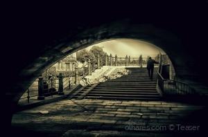 Arte Digital/Fora da escuridão