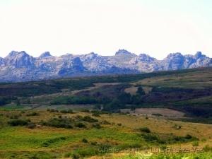 Paisagem Natural/Picos mais altos da serra do Gerês