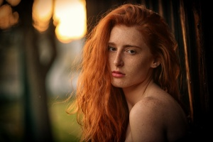 Retratos/Red Hair Beauty series - 3