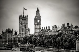 / Big Ben, outra perspetiva
