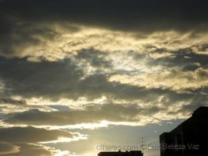 Paisagem Natural/Céu de Setembro em Braga