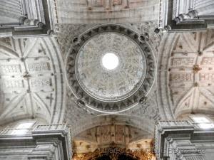 História/Cúpula da Catedral de Celanova