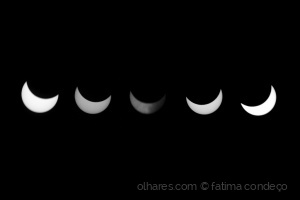 Paisagem Natural/eclipse solar