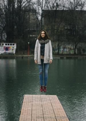 Retratos/Floating through the park