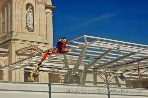 História/Estrutura do altar do Santuário de Fátima!
