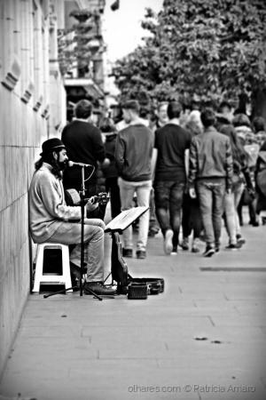 Fotojornalismo/Nunca estou só