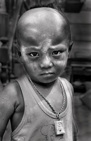 /O Anjo de Phra Pathom Chedi