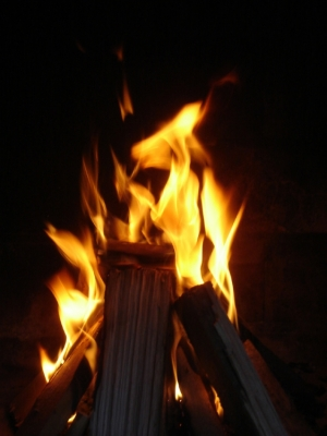 Outros/Come on baby, light my fire