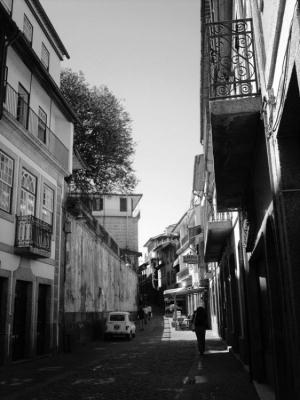Paisagem Urbana/Estradas que caminho...