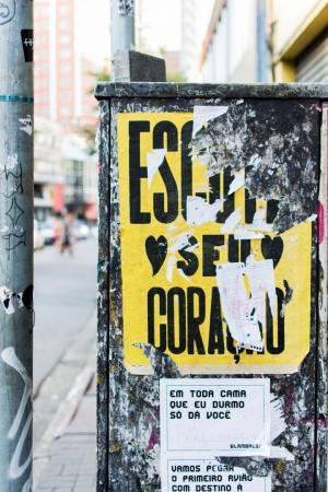 Paisagem Urbana/Versos urbanos