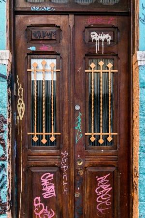 Paisagem Urbana/Portas da vida