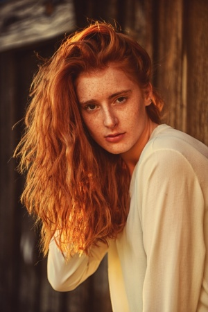 Retratos/Red Hair Beauty series - 5