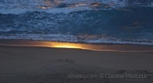 Paisagem Natural/Linha de fogo..