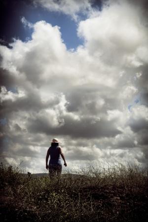 Paisagem Natural/...cloudy sky...