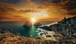 /Sunrise in Paradise