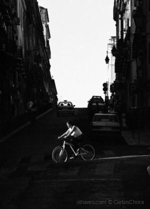 Paisagem Urbana/No trilho