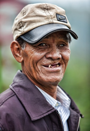 /Faces Of The World - Dan Ang, Vietnam (Finding Bea