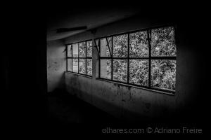 Abstrato/Lá fora