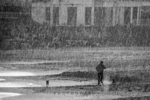/Heavy rain