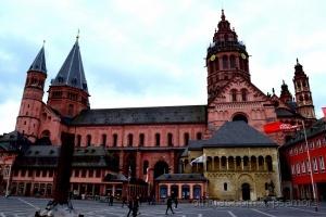 """/Catedral de sao Martinho """"Mainz"""" Alemanha"""