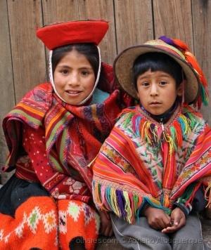 Retratos/Faces e Cores de Ollantaytambo,Peru