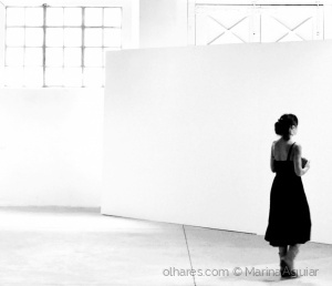 Outros/A vida é uma tela em branco ... (ler)