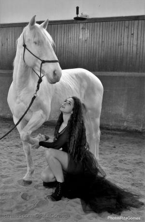 /A delicia do afecto....