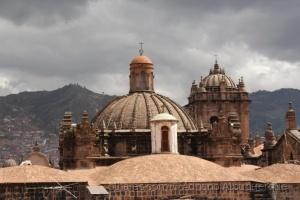 Paisagem Urbana/Las Cupulas de Cusco 1