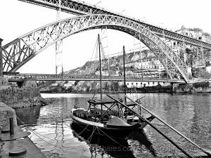 /Os barcos e a ponte
