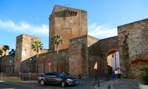 História/Castelo de Olivença