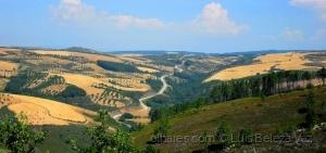Paisagem Natural/A Oeste da Serra do Montesinho (ver ecrã inteiro)