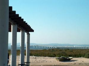 Paisagem Urbana/colunas
