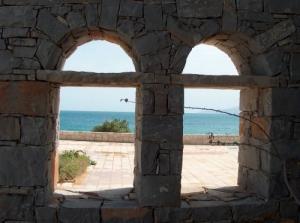 Paisagem Urbana/janelas para o mar...