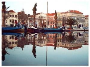/Canal em Aveiro