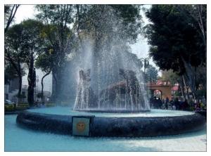 /Plaza de Coyacán II