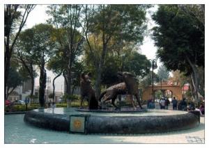 /Plaza de Coyacán III