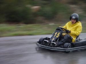 /karting à chuva